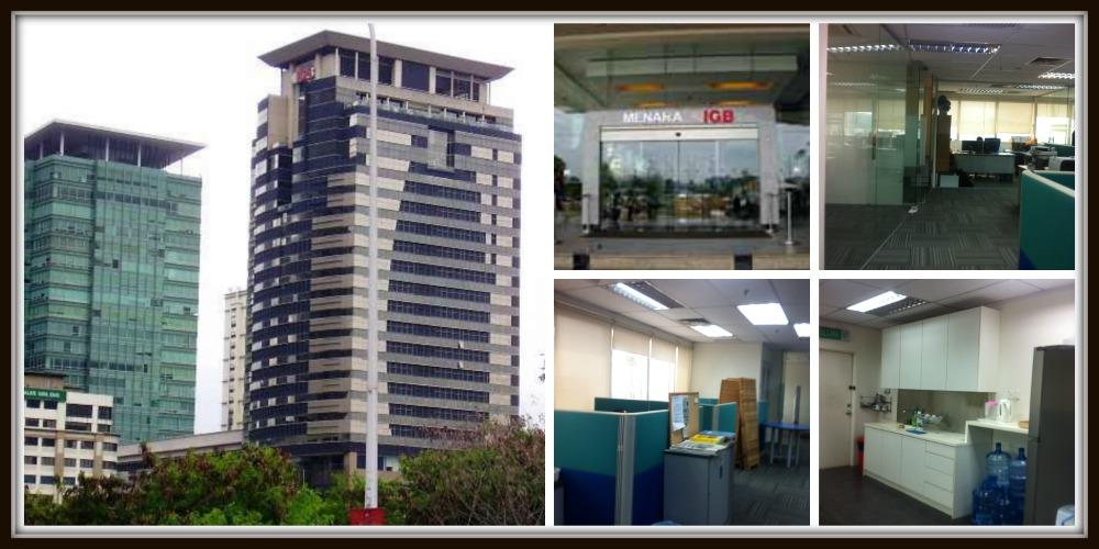 Menara Igb Office Malaysia Call 6 016 2126193 Email Info